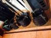 Adaptor roda Jimny/Katana ukuran 3cm (Lengkap mur roda)