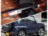 Bumper JDM JIMNY JA22 belakang