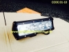CODE:01-10 LED Single  ROW, 23cm , 4 LEDS, 40 W,spot, CREE: 950rb