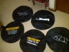 Cover tires