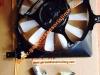Electric fan karimun original SGP + cup + thermoswitch