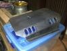 Dek tangki . Fuel Tank Protector Jimny/katana/caribian